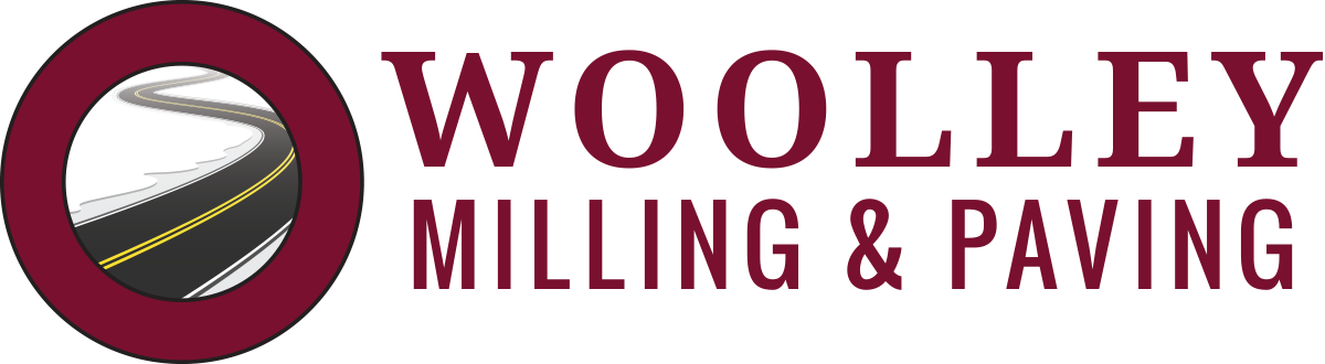 Woolley Milling & Paving Logo